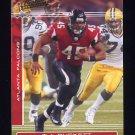 2006 Absolute Memorabilia Retail #009 T.J. Duckett - Atlanta Falcons