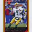 2006 Bowman Football Gold #006 Brett Favre - Green Bay Packers
