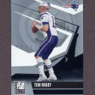 2006 Donruss Elite Football #060 Tom Brady - New England Patriots