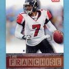 2006 Fleer Football The Franchise #TFMV Michael Vick - Atlanta Falcons