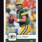 2006 Fleer Football #035 Brett Favre - Green Bay Packers