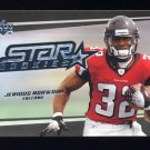 2006 Upper Deck Football #267 Jerious Norwood RC - Atlanta Falcons