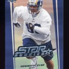 2006 Upper Deck Football #232 Dominique Byrd RC - St. Louis Rams