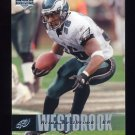 2006 Upper Deck Football #146 Brian Westbrook - Philadelphia Eagles