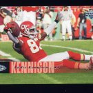 2006 Upper Deck Football #098 Eddie Kennison - Kansas City Chiefs