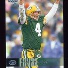 2006 Upper Deck Football #070 Brett Favre - Green Bay Packers
