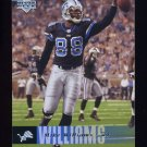 2006 Upper Deck Football #067 Mike Williams - Detroit Lions