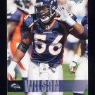 2006 Upper Deck Football #059 Al Wilson - Denver Broncos