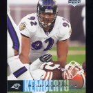 2006 Upper Deck Football #030 Ma'ake Kemoeatu - Carolina Panthers