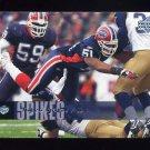 2006 Upper Deck Football #023 Takeo Spikes - Buffalo Bills