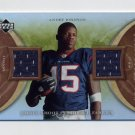 2007 Artifacts Photo Shoot Flashback Fabrics Game-Used Jersey #JO Andre Johnson - Houston Texans
