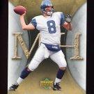 2007 Artifacts Football #086 Matt Hasselbeck - Seattle Seahawks