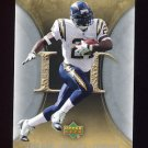 2007 Artifacts Football #084 LaDainian Tomlinson - San Diego Chargers