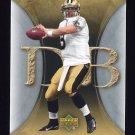 2007 Artifacts Football #063 Drew Brees - New Orleans Saints