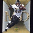 2007 Artifacts Football #050 Maurice Jones-Drew - Jacksonville Jaguars