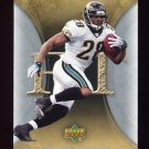 2007 Artifacts Football #049 Fred Taylor - Jacksonville Jaguars