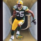 2007 Artifacts Football #039 Greg Jennings - Green Bay Packers