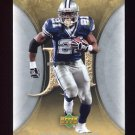 2007 Artifacts Football #028 Julius Jones - Dallas Cowboys