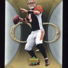 2007 Artifacts Football #020 Carson Palmer - Cincinnati Bengals
