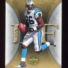 2007 Artifacts Football #015 DeShaun Foster - Carolina Panthers
