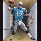 2007 Artifacts Football #014 Jake Delhomme - Carolina Panthers