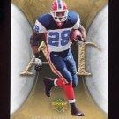 2007 Artifacts Football #012 Anthony Thomas - Buffalo Bills