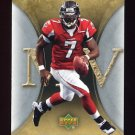 2007 Artifacts Football #005 Michael Vick - Atlanta Falcons