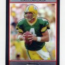 2007 Bowman Chrome Football  Refractors #116 Brett Favre - Green Bay Packers