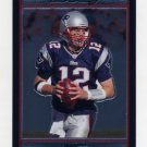 2007 Bowman Chrome Football #BC172 Tom Brady - New England Patriots