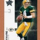 2007 Leaf Rookies and Stars Football #020 Brett Favre - Green Bay Packers