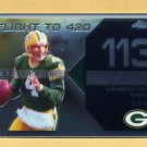 2007 Topps Chrome Football Brett Favre Collection Insert #BF113 Brett Favre - Green Bay Packers