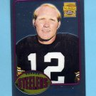 2002 Topps Chrome Football Terry Bradshaw Reprints Insert #06 Terry Bradshaw - Pittsburgh Steelers