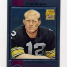 2002 Topps Chrome Football Terry Bradshaw Reprints Insert #03 Terry Bradshaw - Pittsburgh Steelers