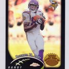 2002 Topps Chrome Football Refractors Insert #155 Randy Moss - Minnesota Vikings 121/599