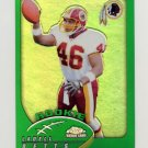 2002 Topps Chrome Football #193 Ladell Betts RC - Washington Redskins