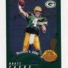 2002 Topps Chrome Football #157 Brett Favre - Green Bay Packers