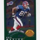 2002 Topps Chrome Football #156 Eric Moulds - Buffalo Bills