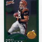 2002 Topps Chrome Football #152 Corey Dillon - Cincinnati Bengals