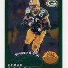 2002 Topps Chrome Football #146 Ahman Green - Green Bay Packers