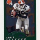 2002 Topps Chrome Football #084 James Jackson - Cleveland Browns