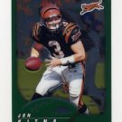 2002 Topps Chrome Football #083 Jon Kitna - Cincinnati Bengals