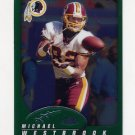 2002 Topps Chrome Football #080 Michael Westbrook - Washington Redskins
