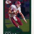 2002 Topps Chrome Football #065 Trent Green - Kansas City Chiefs