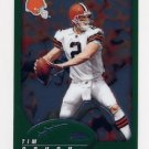 2002 Topps Chrome Football #059 Tim Couch - Cleveland Browns