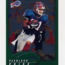 2002 Topps Chrome Football #034 Peerless Price - Buffalo Bills