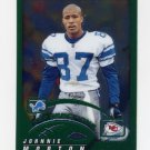 2002 Topps Chrome Football #012 Johnnie Morton - Kansas City Chiefs