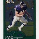 2002 Topps Chrome Football #004 Jamal Lewis - Baltimore Ravens
