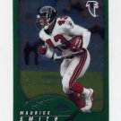 2002 Topps Chrome Football #003 Maurice Smith - Atlanta Falcons