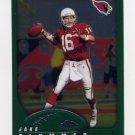 2002 Topps Chrome Football #002 Jake Plummer - Arizona Cardinals