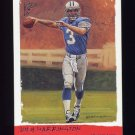 2002 Topps Gallery Football #177 Joey Harrington RC - Detroit Lions